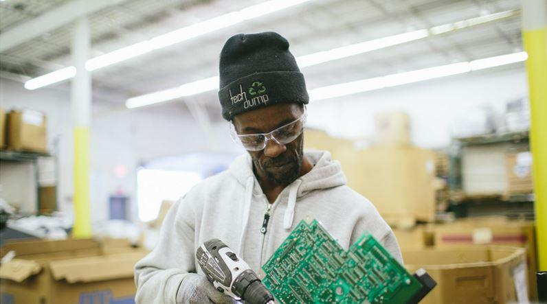 ben tech dump, our impact