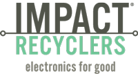 Impact Recyclers Logo